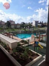 Apartamento com 2 dormitórios para alugar, 74 m² por R$ 2.100/mês - Ribeirânia - Ribeirão