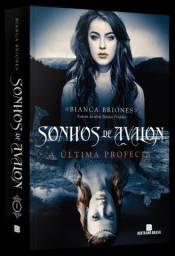 """Livro """"Sonhos de Avalon: A última profecia"""""""