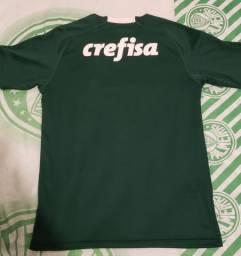 Camisa oficial do Palmeiras semi nova  T. M