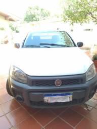 Fiat/strada working flex 2014/2014 branca basica