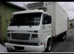 VW *Zerado (9150 Baú Refrigerado Revisado* 2008!!!!