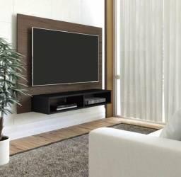 Painel para TV até 43 polegadas acompanha o suporte