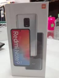 Xiaomi note 9 pro 128 gb novo lacrado