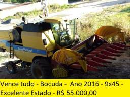 Vence tudo - Bocuda - 2016 - 9x45 - Excelente Estado