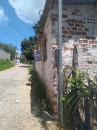 Casinha em rua calçada Sao Lourenço br408 constantino terreno 10x40