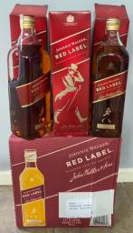 Whisky Johnnie Walker Escocês Red Label 1,75L Lacrado