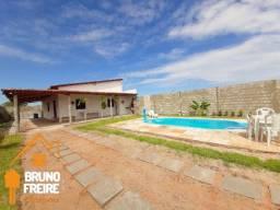 Casa com piscina em paracuru- ce a negociar ( não financia)