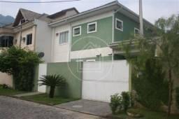 Casa de condomínio à venda com 3 dormitórios em Vargem pequena, Rio de janeiro cod:792524