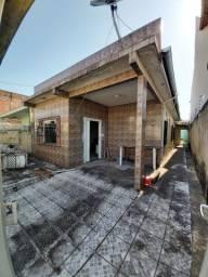 Casa na Raiz, 2 qtos, sendo uma suíte c/ closet
