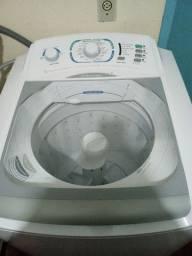 Máquina eletrolux 12kg nova cor branca