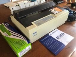 R$ 550 R$ 600 Impressora Epson lx300+II
