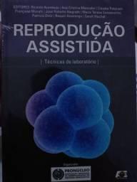 Livro Reprodução Assistida - Técnicas de Laboratório