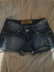 Vendo short jeans