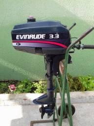 Vendo Motor de popa Evinrude 3.3 Hp