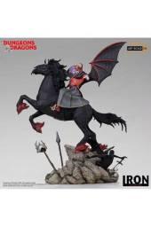 Estátua Vingador Caverna Do Dragão - Venger Dugeons & Dragons Iron Studios
