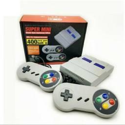 Super Mini 400 jogos na memória