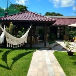 Linda Casa em Serrambi - 3 suítes - 12 lugares