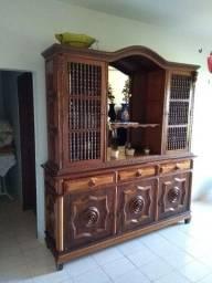 Armário Buffet de madeira antigo.