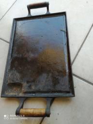 Chapas de ferro fundido antigas