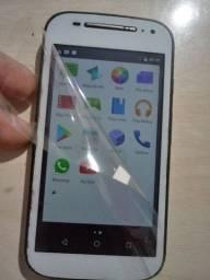 Vendo celular moto e2 5GB tela nova pra vim busca em araucaria zap *
