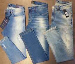 Calças jeans R$ 139,90 ( Entregamos )