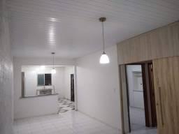 //Casa no Novo Aleixo com Piscina - Aceita Financiamento