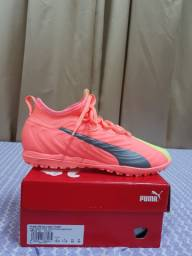 Chuteira Puma One 20.3 Society n?43 $220