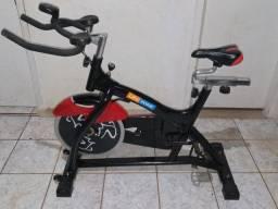 Vendo bicicleta ergométrica spinnig Life zone semi nova
