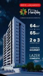 Título do anúncio: Apartamento 64m² e 65m² - Piso, ITBI e Registro Grátis - Use Seu FGTS !