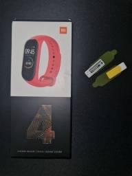 Xiaomi Mi Band 4 Laranja Original Novo