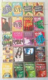 Coleções de Dvds especiais