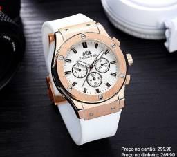 Relógio automático masculino original Paulareis diferenciado