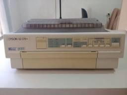 Título do anúncio: Impressora matricial Epson LQ 570
