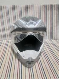 Título do anúncio: Capacete Pro Tork Top Helmet Perfeito