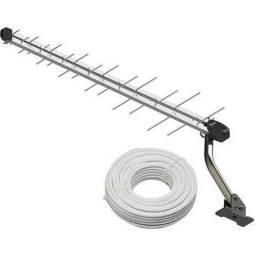 Instalado de antenas.Locais,parabólicas , TV via satélite