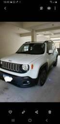 Jeep Renegade longitude 1.8 flex automatico.