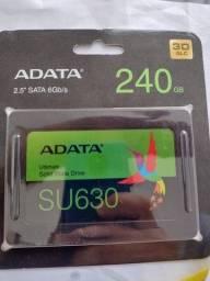 SSD 240GB Adata novo