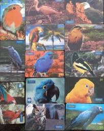 Cartões telefônicos Série