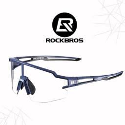 Óculos para ciclismo RockBros Fotocromático