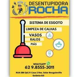 Título do anúncio: - DESENTUPIDORA Rocha