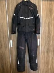 Conjunto Alpinestars Andes Tourer Jaqueta E Calça Cordura