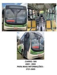 Título do anúncio: Ônibus 2002