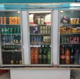 Título do anúncio: Refrigerador Expositor 3 portas