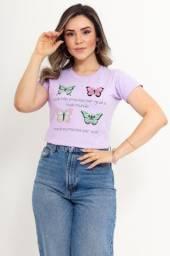 Título do anúncio: Camiseta T-hirt feminina