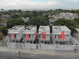 Título do anúncio: AR - Linda casa individual - Duplex - 82mt² - Bairro São Francisco - Jacaraípe/Serra