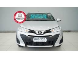 Título do anúncio: Toyota Yaris 1.5 16V FLEX XL PLUS CONNECT MULTIDRIVE