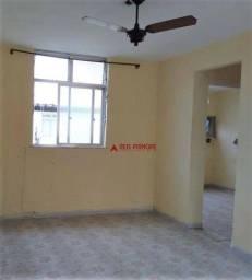 Título do anúncio: Apartamento com 1 dormitório para alugar, 38 m² por R$ 500,00/mês - Realengo - Rio de Jane