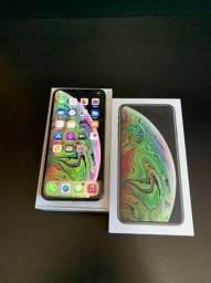 IPhone Xs Max 256GB Preto Com garantia e NF Entrega Grátis Divido no cartão até 12X