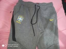 Calça de Moletom Seleção Brasileira