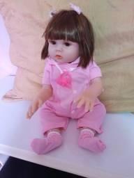 Título do anúncio: Bonecas tipo reborn.